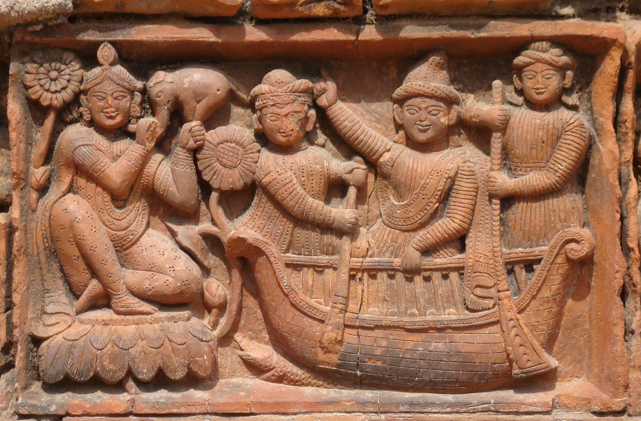 Kamale Kamini, Ghurisha (1)